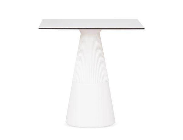 Mesa led luminosa bar exterior