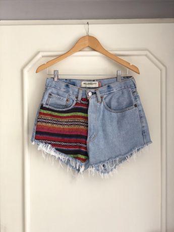Szorty jeansowe LEVIS