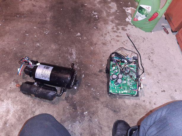 Kompresory do klimatyzacji +komputer.