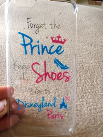 Vendo capa original disneyland iphone6!