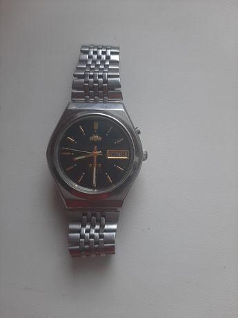 Часы мужские механические оригинал ориент orient  с автоподзаводом