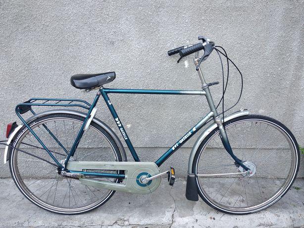 Велосипед из Германии Gazelle. Планетарка Sturmey Archer 3