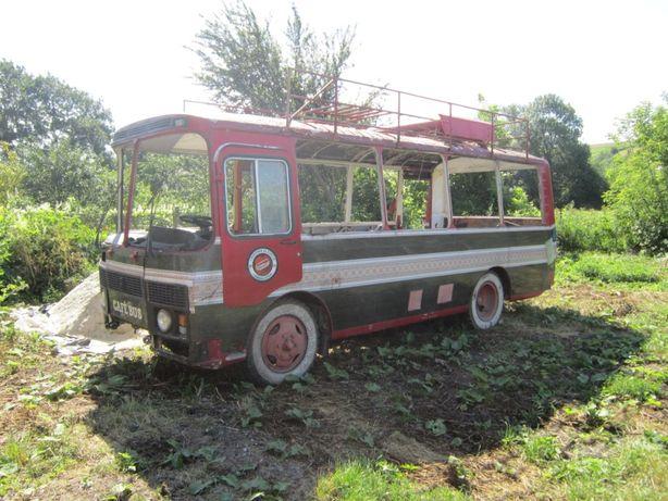 Автобус паз газ