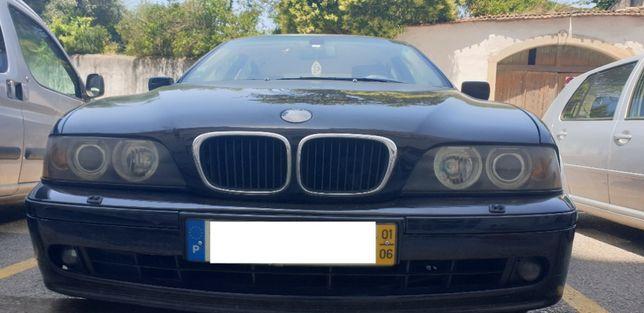 BMW e39 525d 2001