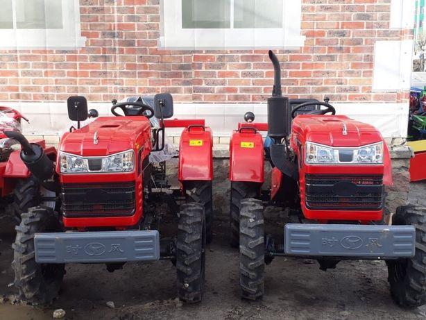 Трактор SHIFENG SF-244 В +МАСЛА + безкоштовна ДОСТАВКА + гарантія 2р.