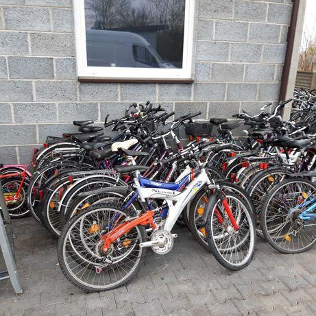 Велосипеди б.у. з Німеччини понад 100шт.