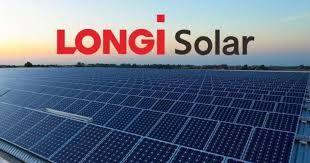 Самая мощная солнечная панель longi solar LR5-72HBD540 Half cut Bifac