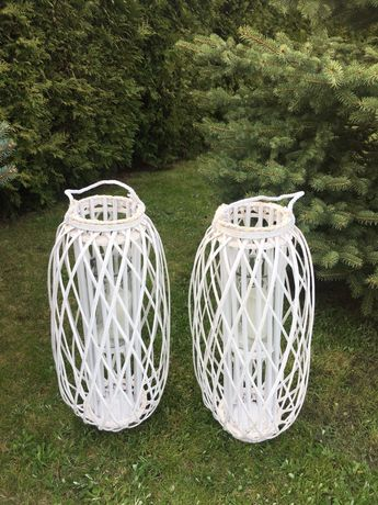 Lampiony ogrodowe 2szt