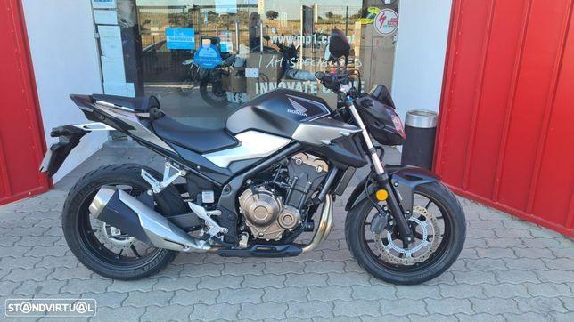 Honda CB  CB 500 F ABS
