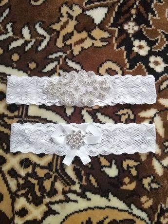 Подвязка невесты, повязка, подвязка на ногу