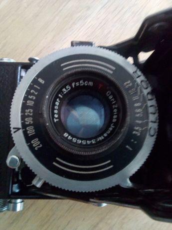 Zabytkowy aparat fotograficzny Beltica