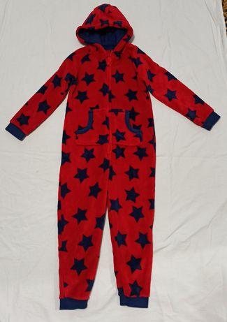 махровый слип человесек кегуруми пижама 6-7 лет 116-122 см