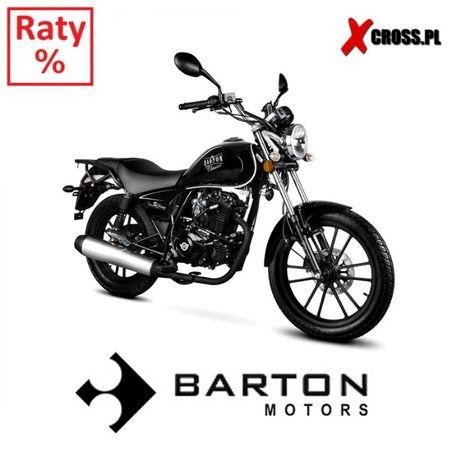 Chopper 125 Motocykl Barton Classic 125 Soft Chopper RATY 0% Dostawa