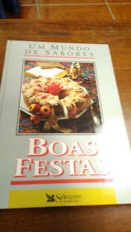 Livro Boas festas