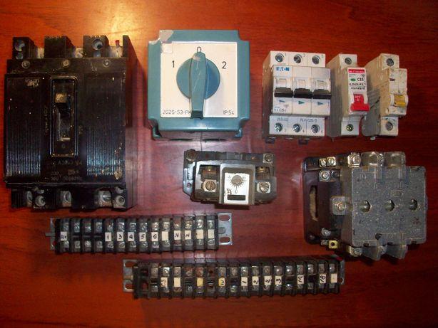 выключатель силовой сенсорный проходной сделано в ссср