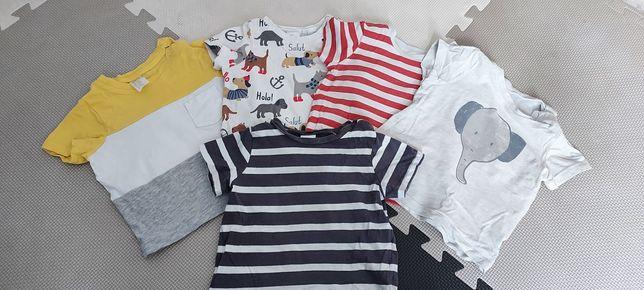 Bluzki, T-shirty h&m 68