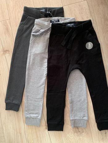 Спортивные штаны без начеса джоггеры некст next 4-5 5-6 лет 116 см
