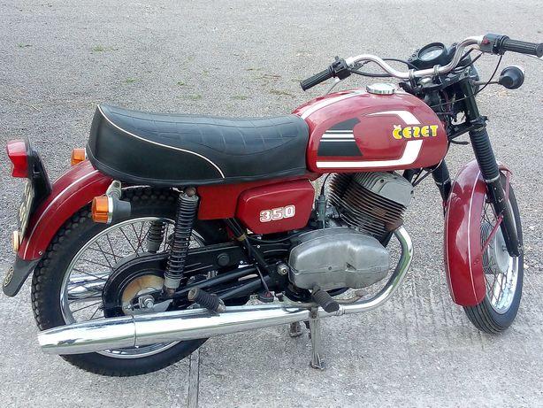 Motocykl Cz Jawa 350 prawie nowy