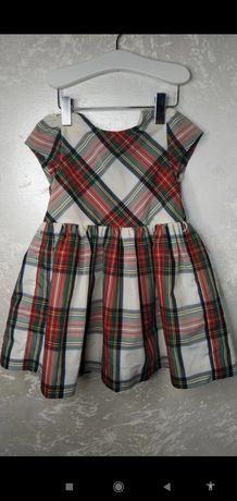 Ralph Lauren subtelna sukienka Krata 92cm vint