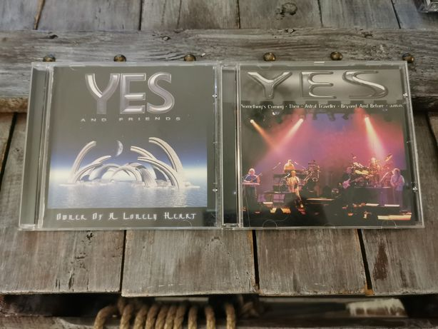 Yes & Friends * - Owner Of A Lonely Heart, 2x CD Audio