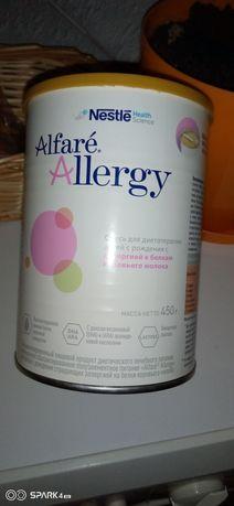 Смесь Nestle Alfare Allergy