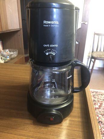Кофеварка Ровента
