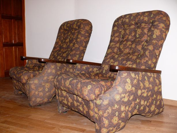fotele do wypoczynku i relaksu - ( dwa )