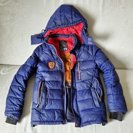 Зимня куртка для хлопчика