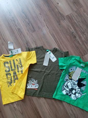 Новые футболки Benetton 2 г.