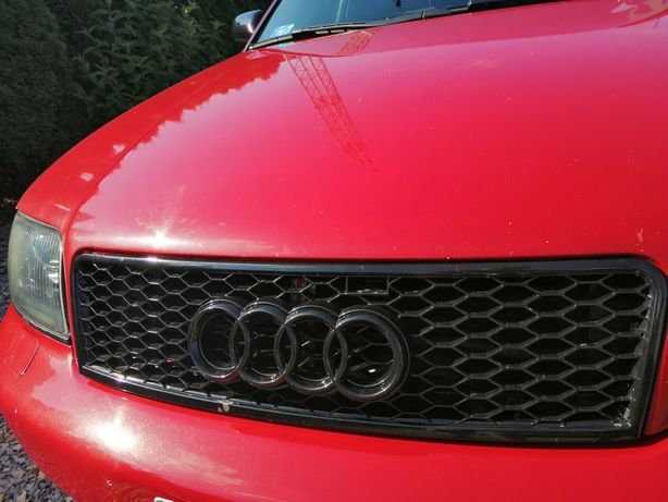 Grill Audi A6 C5 lift rs style tuning