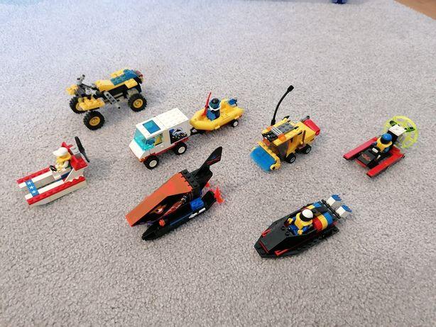 Legos antigos vintage variados