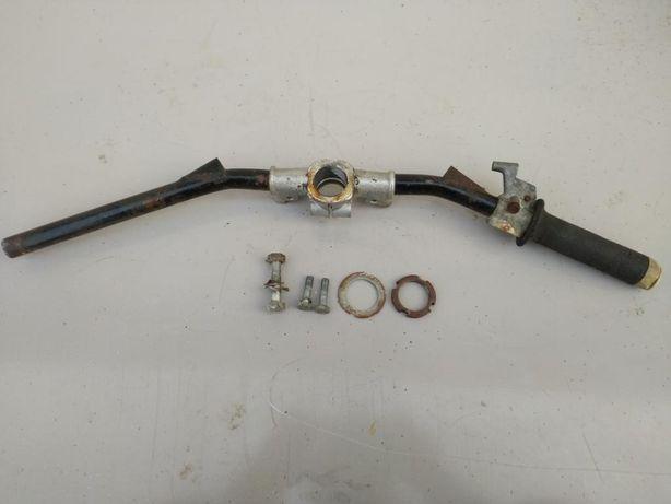 kierownica klamki manetka gaz część z Mz Trophy 250