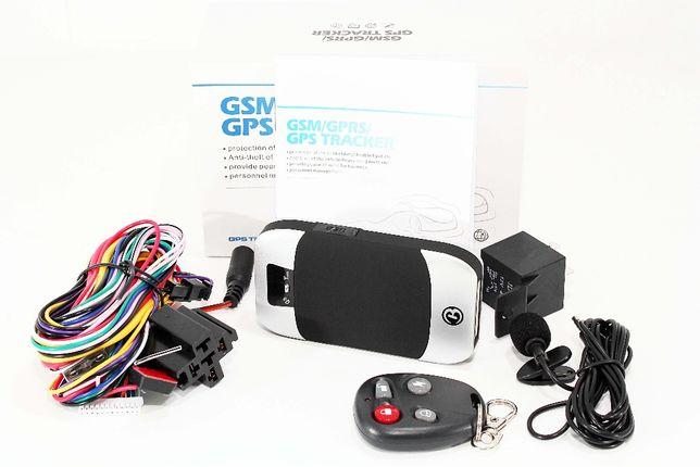 Localizador Super Slim GSM GPS FHK-303I (com micro & comando)