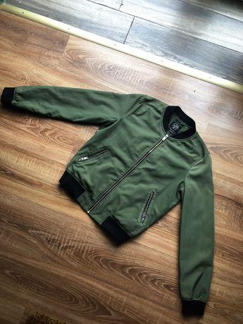 Kurtka bomberka khaki 36