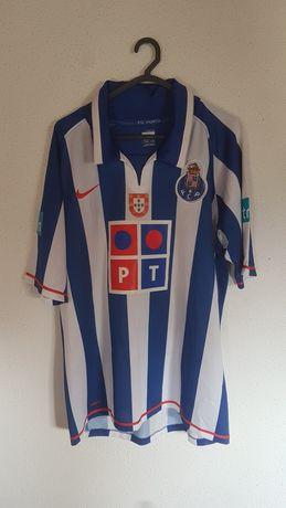 Camisola FC Porto - Lucho González - FCP 2007/ 2008  - Nike