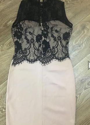 Шикарное платье amisu