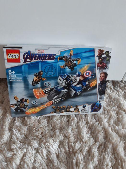 Lego Avengers 76123 Sochaczew - image 1