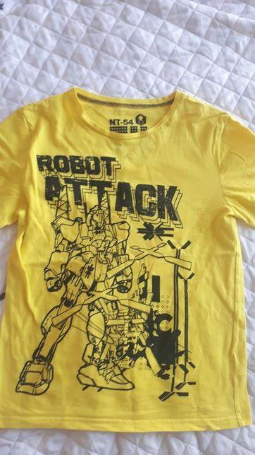 T-shirt dla chłopca rozm 140