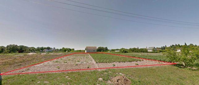 Продам земельну ділянку 10 с. в Переяславі, Лагері, вул. Лісова. 4000$