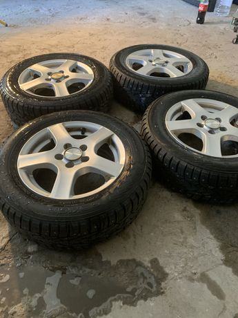 Литі диски R14 5x114.3 Kia Toyota Subaru Renault Peugeot Mazda Ford