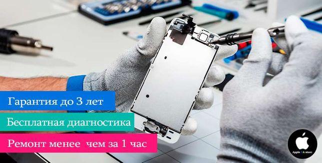 Ремонт iPhone с гарантией Киев Apple