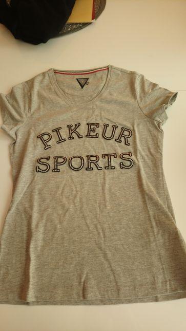 Nowy T-shirt jeździecki Pikeur Lexi r. 38