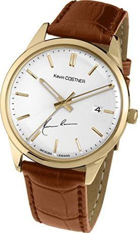 Rewelacyjny Zegarek Jacques Lemans Kevin Costner.