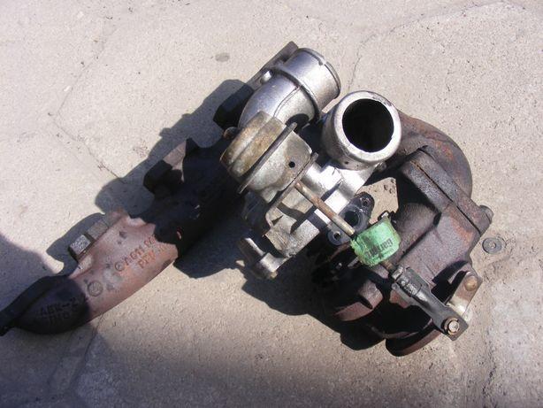 Mercedes Vito 108 CDI turbina z kolektorem