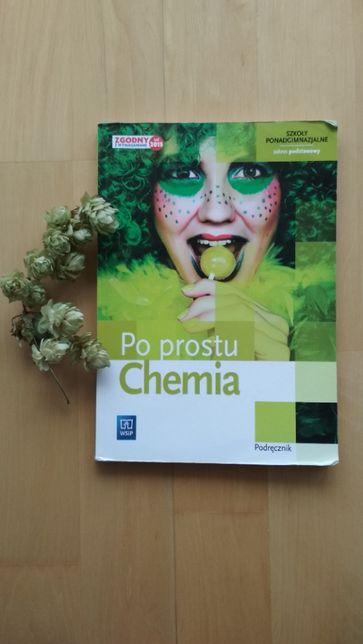 Po prostu Chemia zakres podstawowy podręcznik szkoły ponadgimnazjalne