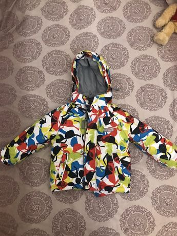 Зимний комплект , куртка и комбинезон