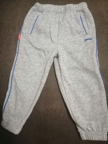 Тёплые штаны Slazenger 92/98 см