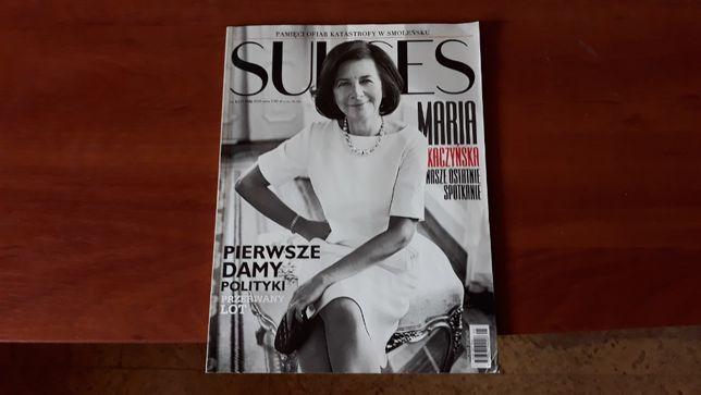 Gazeta SUKCES. Maj 2010. Katastrofa w Smoleńsku.