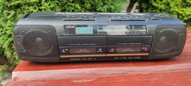 Radiomagnetofon kasetowy