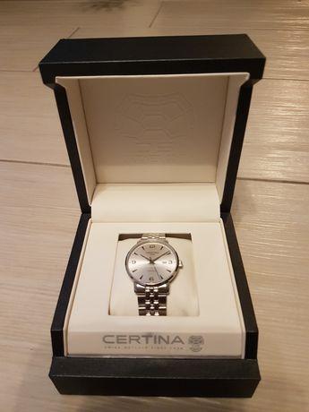 Zegarek męski Certina DS Caimano nowy